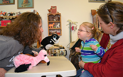 Speech Therapy at Timber Creek